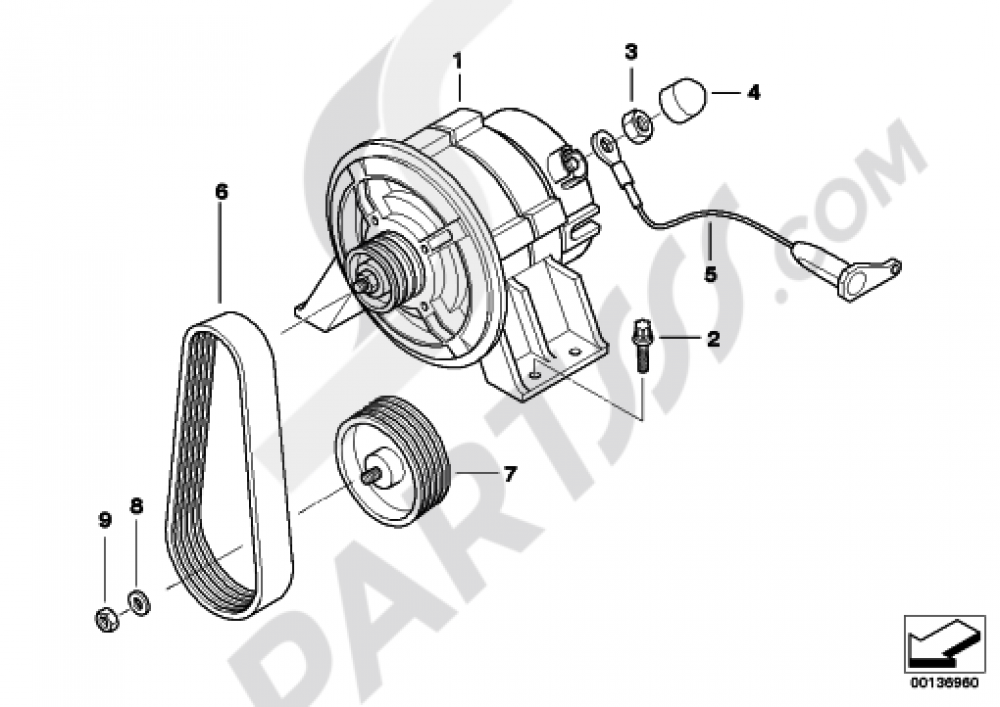 generator bmw hp2 enduro hp2 enduro (k25h) BMW Schematic Diagram