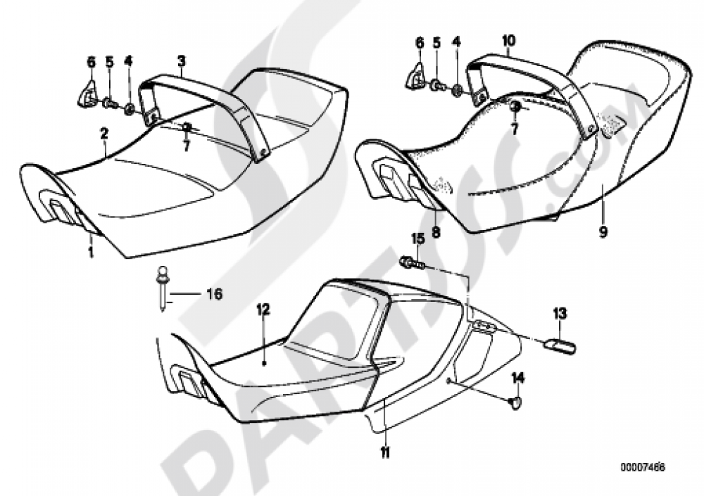 K1100lt89v2benchseat1000: BMW K1100rs Wiring Diagram At Hrqsolutions.co