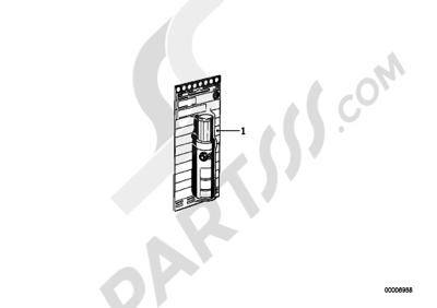 Bmw K75 K75 (K569) ACRYLIC TOUCH UP PENCIL