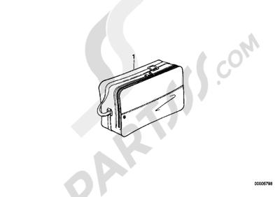 Bmw K75 K75 (K569) BAG FOR TOP CASE