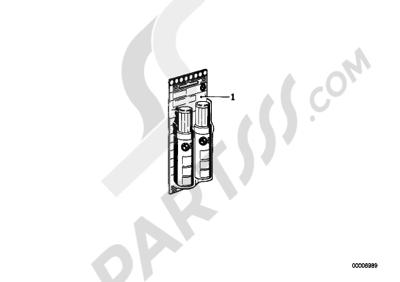 Bmw K75 K75 (K569) METALLIC TOUCH UP PENCIL METALLIC