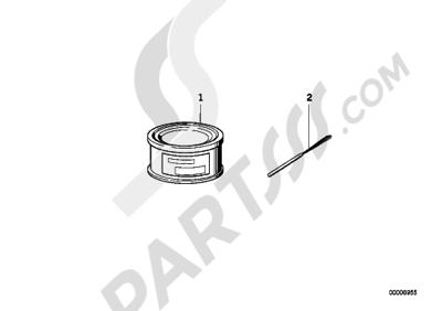 Bmw K75 K75 (K569) PAINTPENCIL