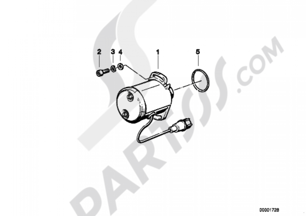 ignition sensor bmw r100r r100r  2473