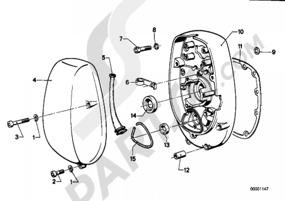 Bmw R100 Engine Diagram