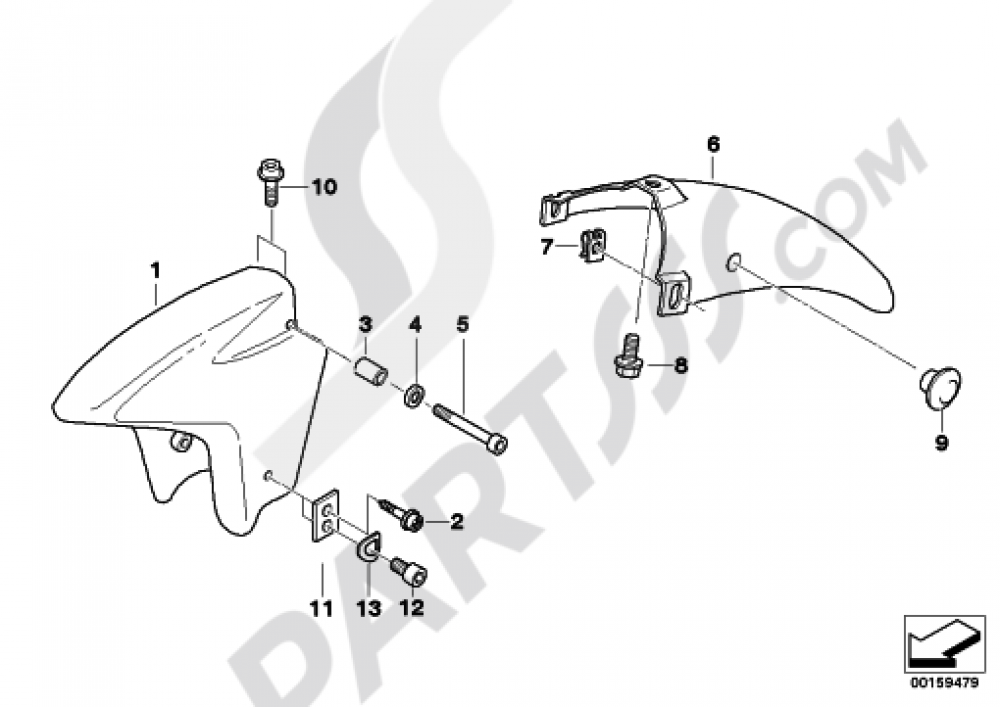 Bmw R1100rt Wiring Diagram