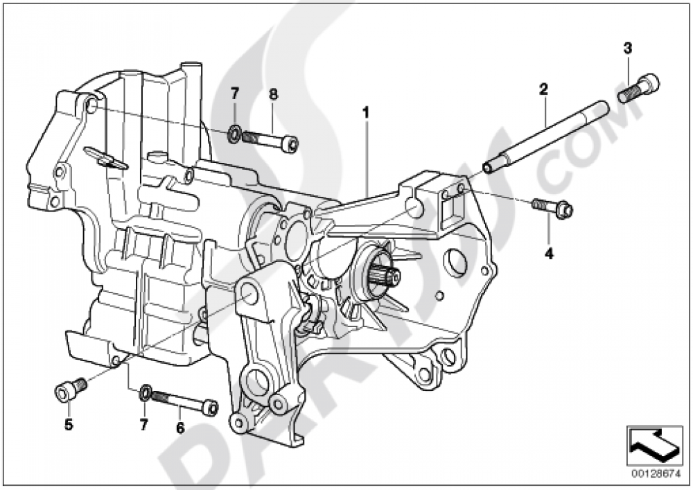 Bmw R1150rt Engine Diagram