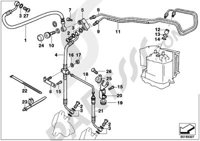 R Rrocksterr Brakelineintegralabsfront on Integra Brake Light Wiring Diagram