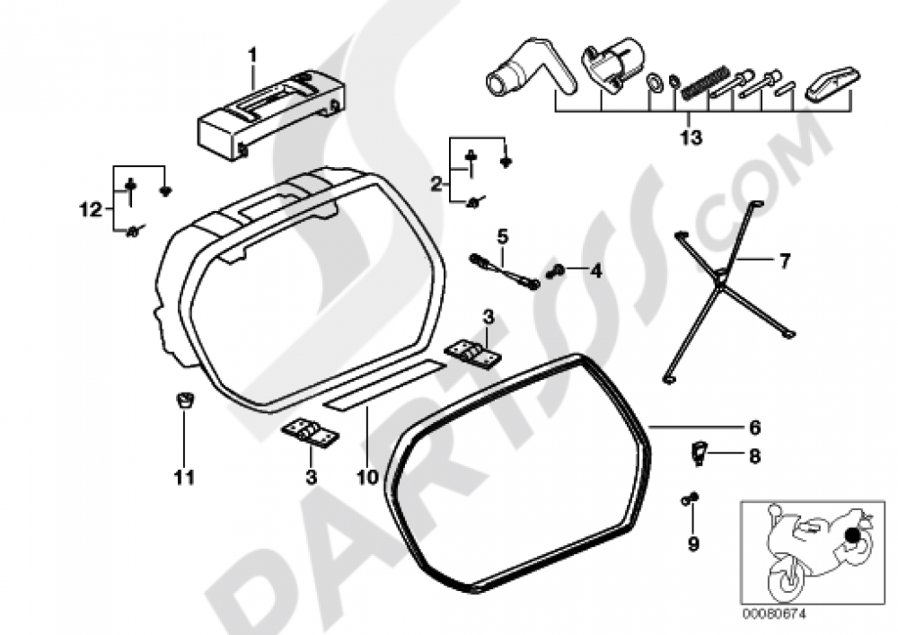 Bmw Factory Wiring Diagrams 2002 R1150rt