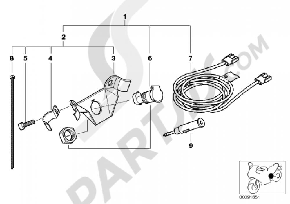 R1200c Wiring Diagram