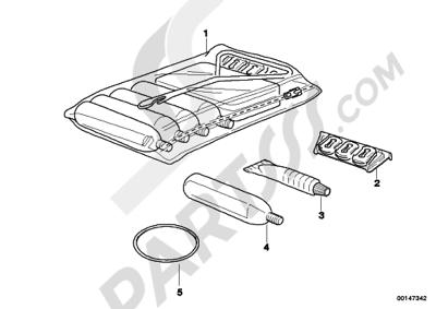 Bmw R1200GS R1200GS 2005-2007 (K25) REPAIR KIT FOR TUBELESS TIRE