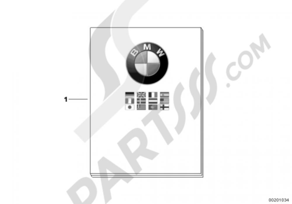 REPAIR MANUALS Bmw R1200GS R1200GS 2005-2007 (K25)