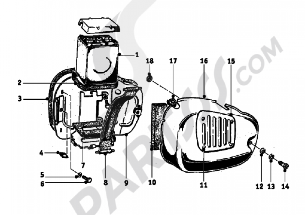 Battery Bmw R26 R26 T26