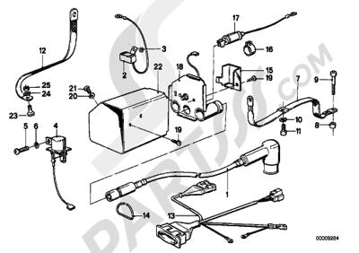Stupendous Moteur De Recherche Des Pieces De Rechange Bmw Modele R65 2472 Wiring Database Lukepterrageneticorg