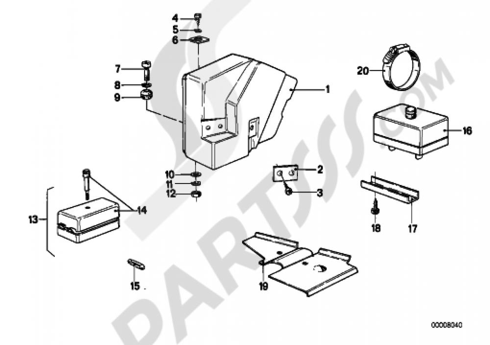 fuse box bmw r65 r65  248