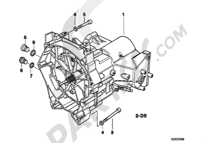 Despiece Bmw R850R R850R (259R) | Repuestos originales Bmw R850R on