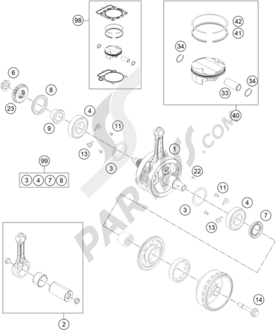Triumph 3 Cylinder Motorcycle on triumph bonneville wiring diagram