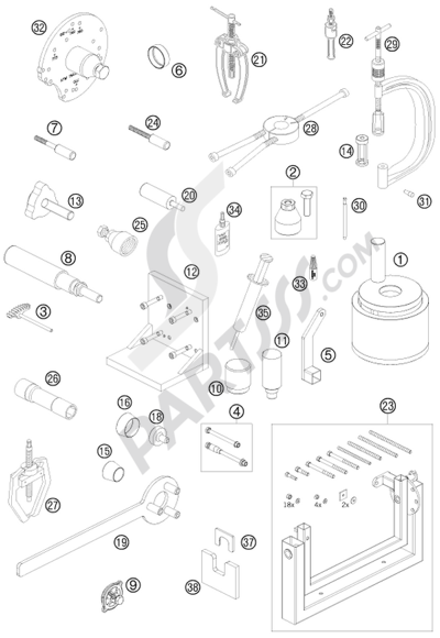 Quadbos 2500lb Winch Wiring Diagram