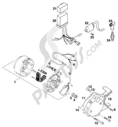 Ktm Lc2 125 Wiring Diagram