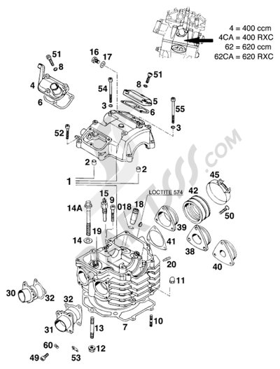 Ktm Lc4 400 Wiring Diagram