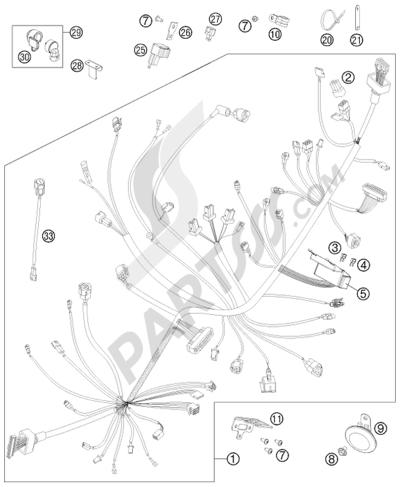 wiring diagram for polaris phoenix 2005
