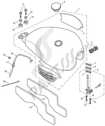 Moteur De Recherche Des Pices De Rechange Triumph Modle T100