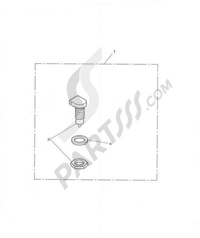 Triumph ROCKET III CLASSIC & ROADSTER Auxilliary Power Socket