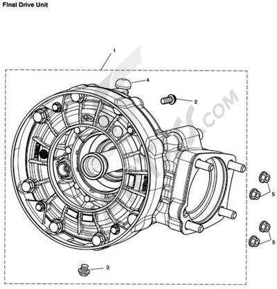 Crankshaft Sel Engine