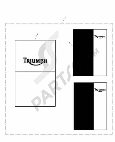 Triumph ROCKET III CLASSIC & ROADSTER Owners Handbooks - Roadster