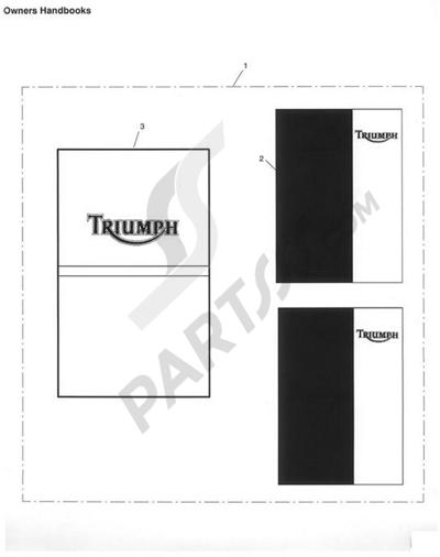 Triumph ROCKET III CLASSIC & ROADSTER Owners Handbooks Rocket III Classic