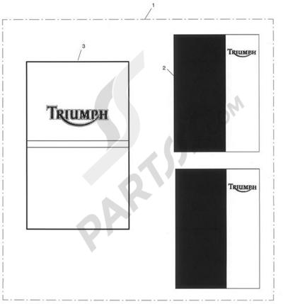 Triumph ROCKET III CLASSIC & ROADSTER Owners Handbooks Rocket III