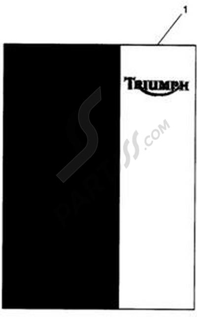 Triumph ROCKET III CLASSIC & ROADSTER Service Literature