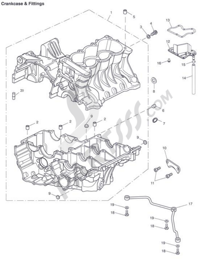 triumph tiger diagram