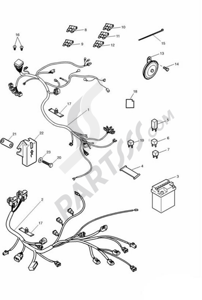 honda sl100 wiring diagram engine