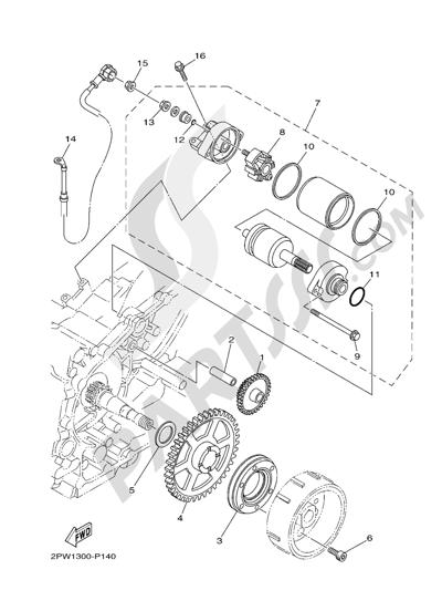 T Max 15 Engine Diagram