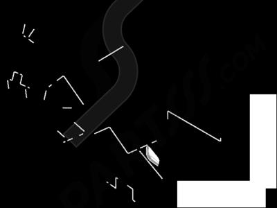 Piaggio MP3 500 Tourer (USA) 2010 Tablero de instrumentos - Cruscotto