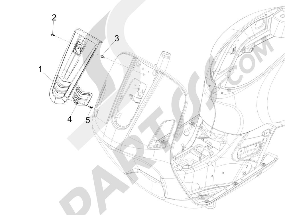 Wiring Diagram For Vespa P200e