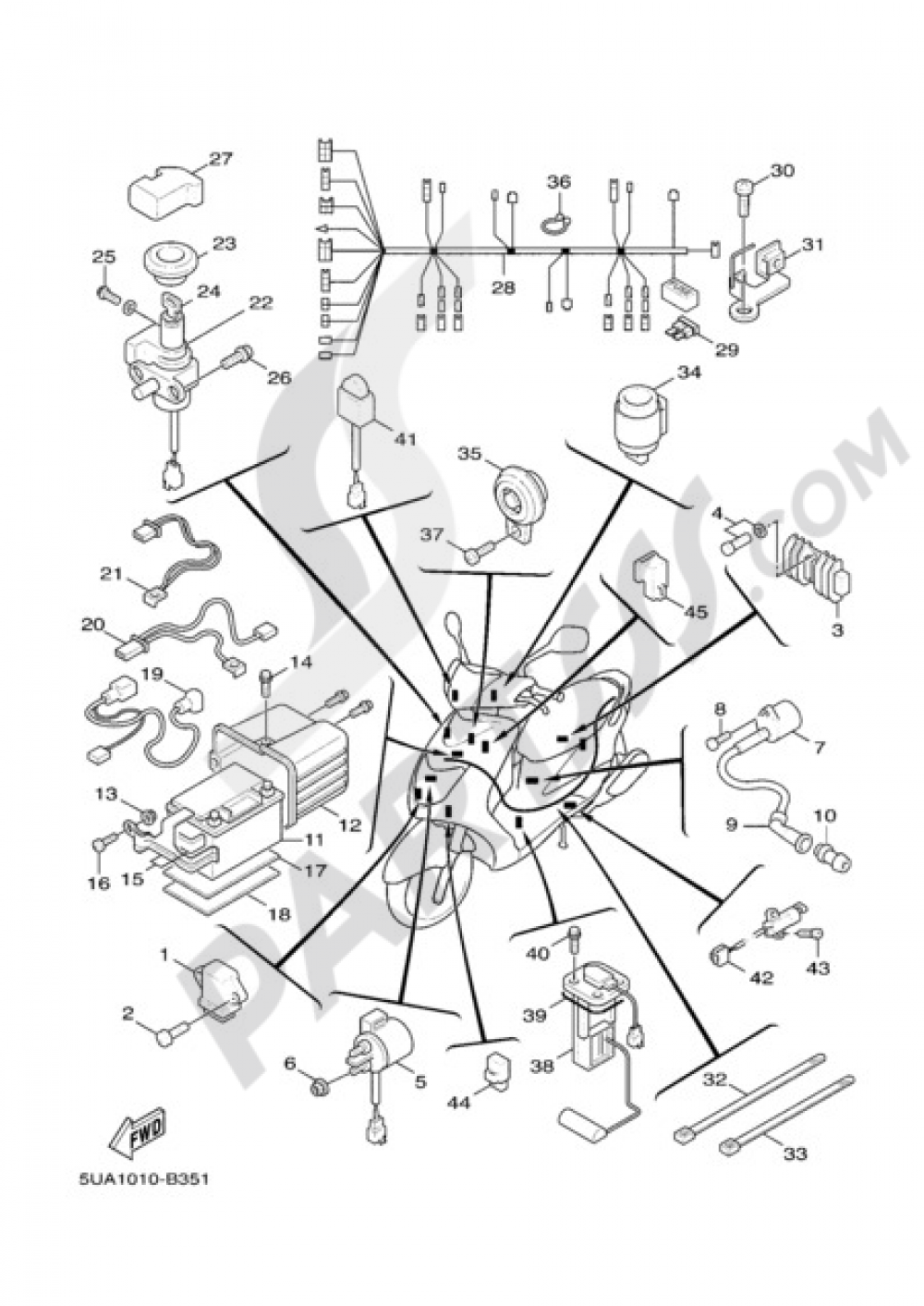 yamaha r6 wiring diagram pdf imageresizertool com
