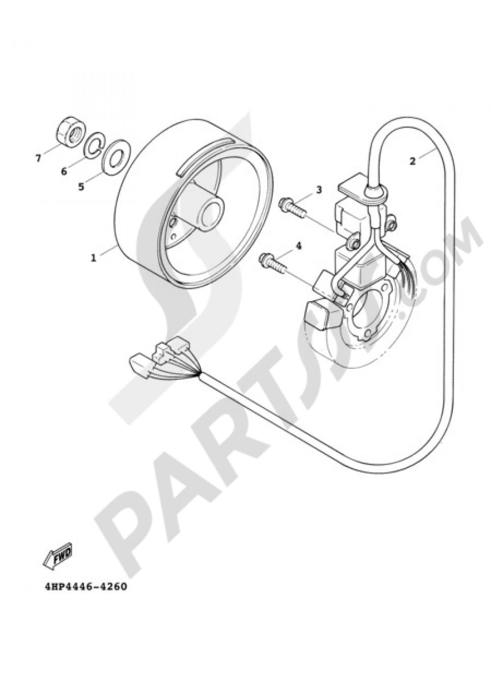 Yamaha Cygnus X Wiring Diagram | Wiring Diagram