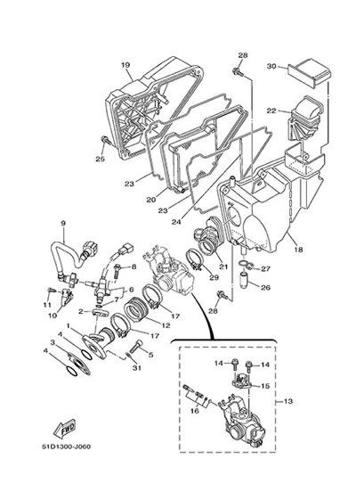 Yamaha Ybr Wiring Diagram