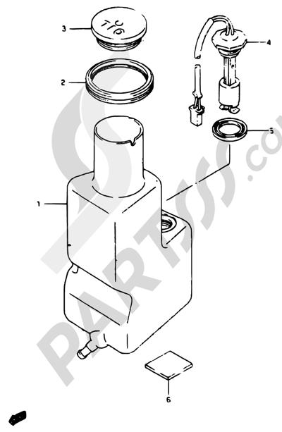 Suzuki Ap50 Wiring Diagram