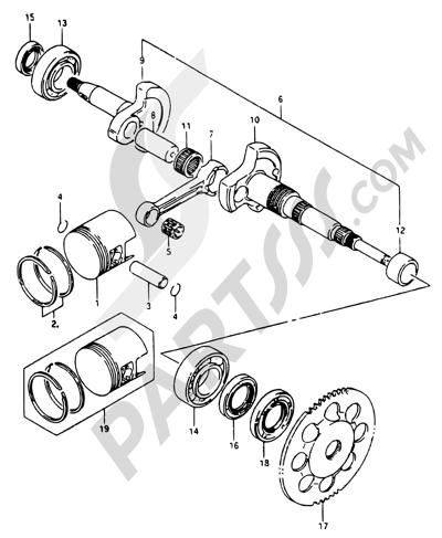 Fiat 1300 Wiring Diagram
