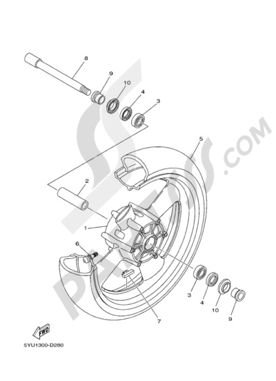 Yamaha Mt 01 Wiring Diagram
