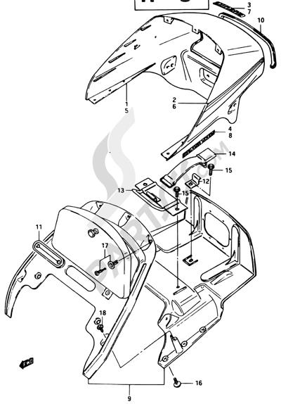 2000 Katana 750 Wiring Diagram