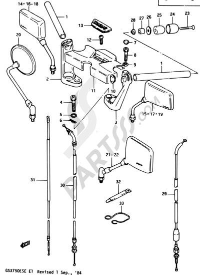 99 Suzuki Gsxr 750 Engine Diagram