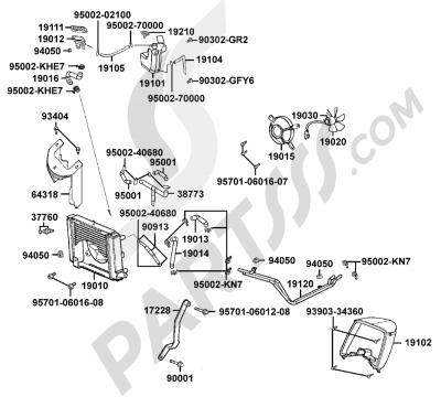 Kymco GRAND-DINK 125 SH25DU 125