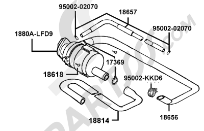 Kymco GRAND-DINK 125 SH25DU 131
