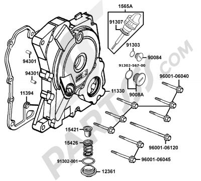 Kymco GRAND-DINK 125 SH25DU 33