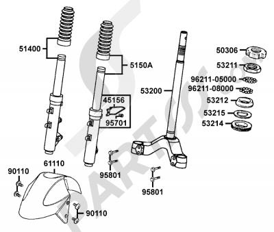 Kymco GRAND-DINK 125 SH25DU 77