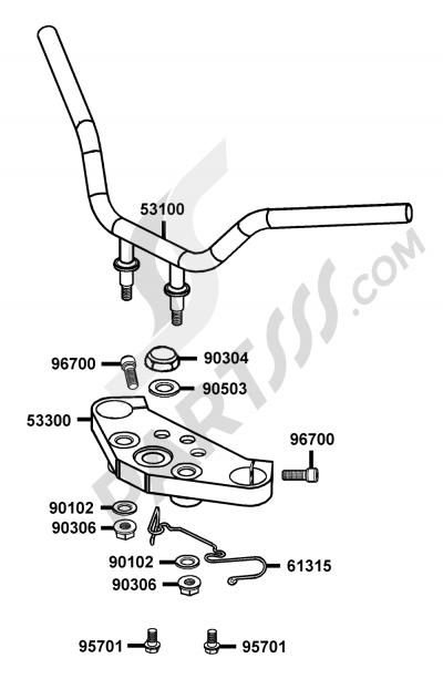 Kymco VENOX-250 RA50AC 00085