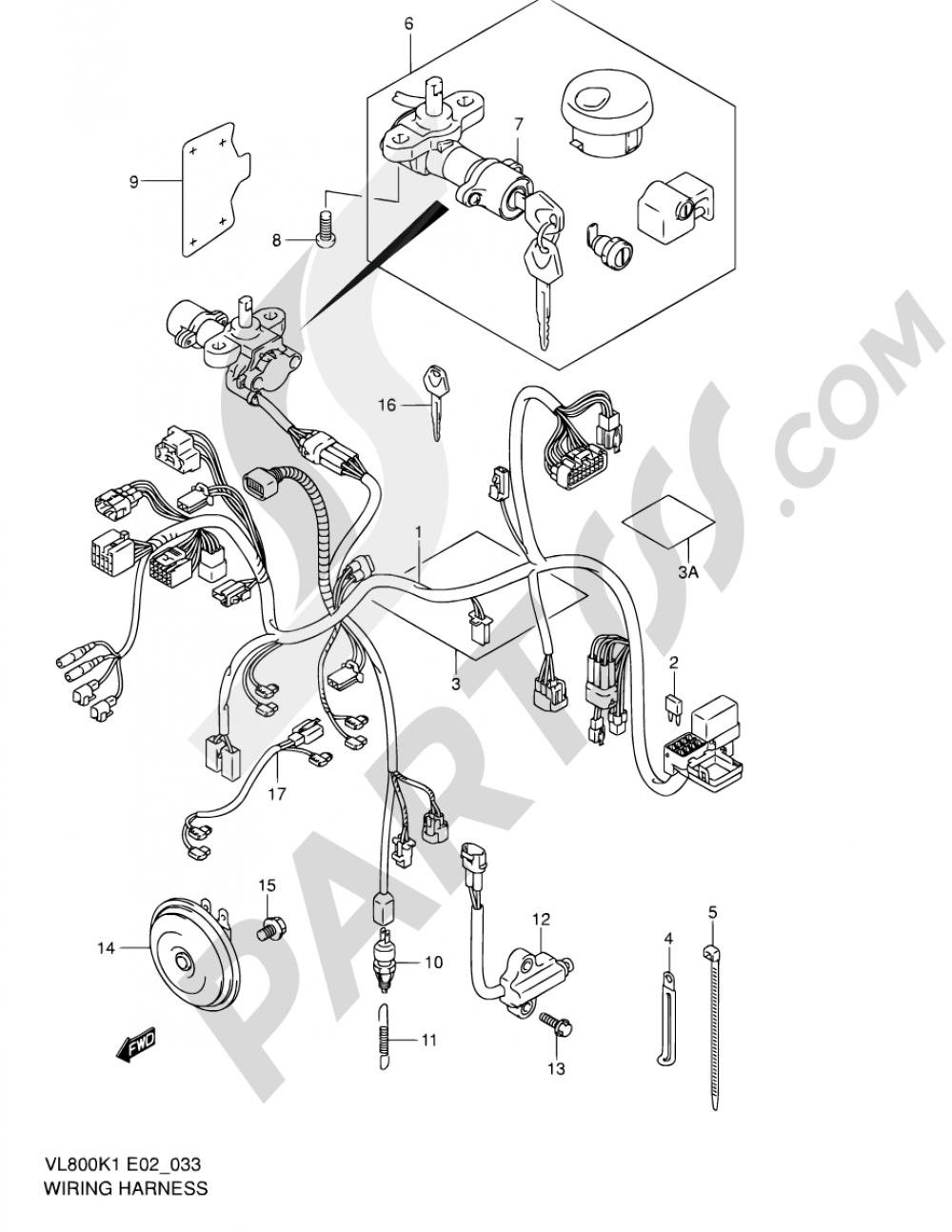 vl800 wiring diagram sensor wiring schematic, Wiring diagram